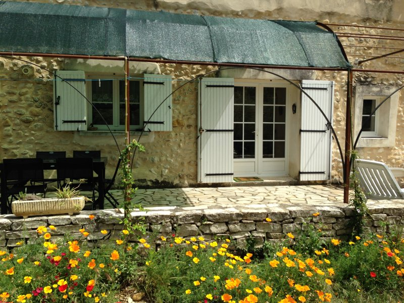 Gite La Luminaille, holiday rental in Buisson