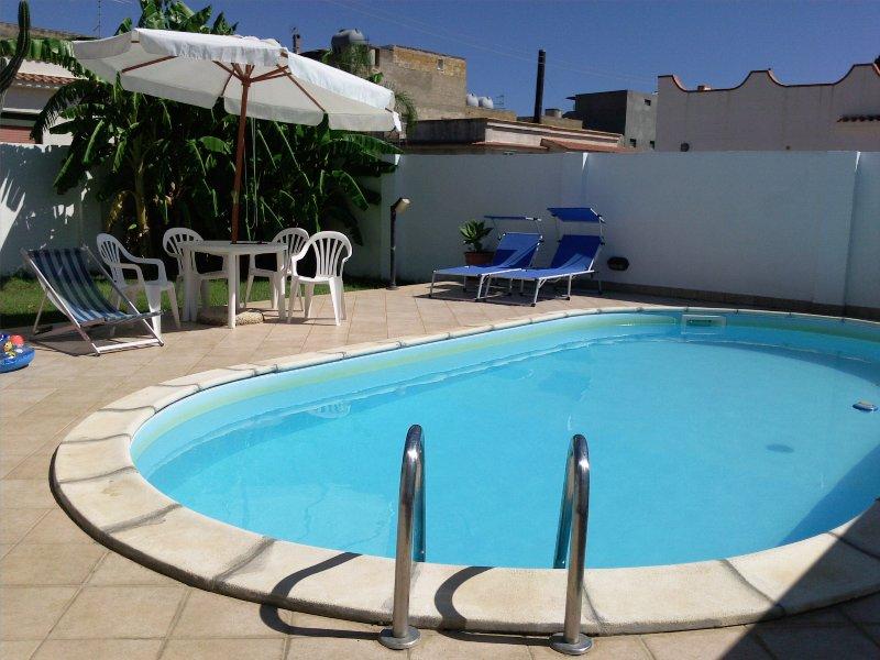 Casa Marinella, location de vacances à Marinella di Selinunte