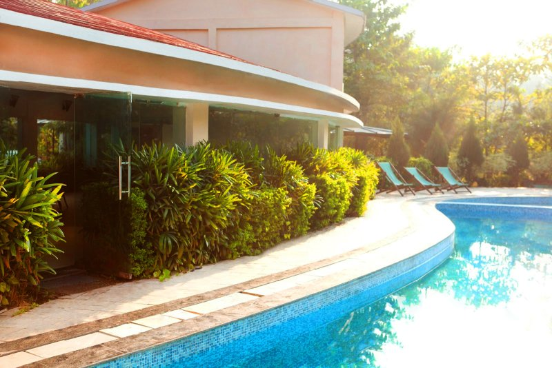 Resort Next to jungle, holiday rental in Jim Corbett National Park