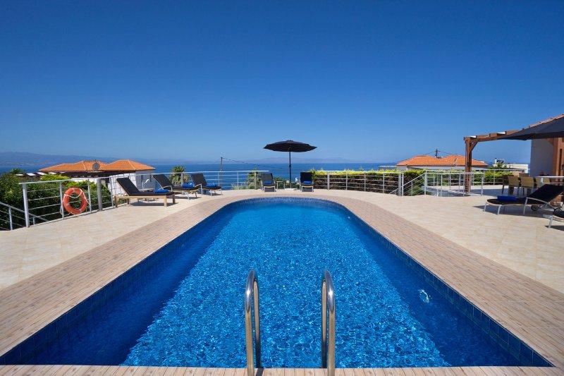 Tersanas Villa Nikos, holiday rental in Tersanas