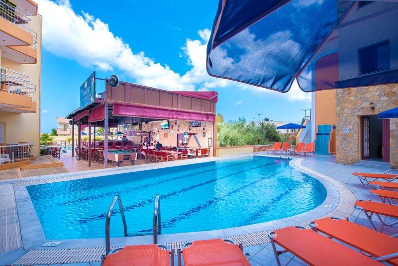 Irida Apartments Malia, Ferienwohnung in Plati