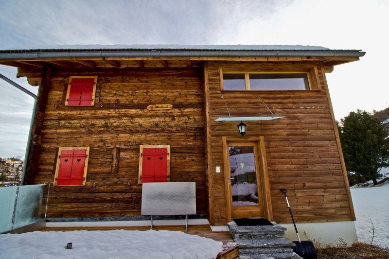 Photo of Flat in the attic - Chalet La Biolle - Vercorin