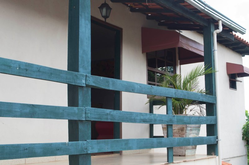 Pousada da Preta, alquiler de vacaciones en Santa Cruz de Minas