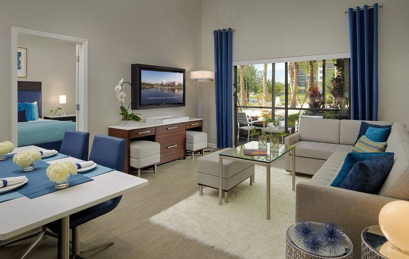 3 Bedroom 2 Bathroom The Grove Resort Amp Spa Orlando