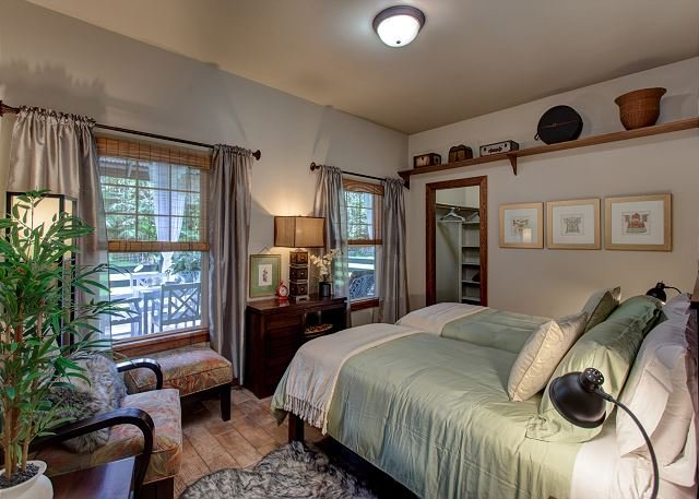 Twin Guest Room.