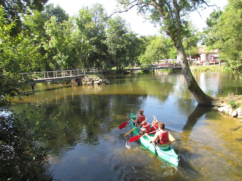 the french cottages - kayak and canoeing fun