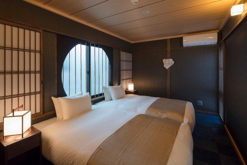 WESTERN-style Bedroom (2F)
