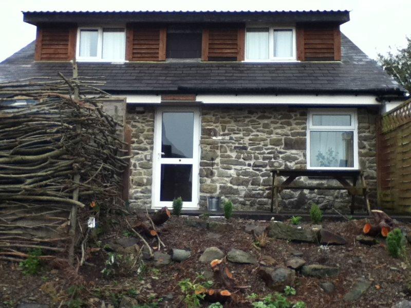 Cornflower Cottage , Gorslwyd Sound Healing Centre, vacation rental in Cardigan