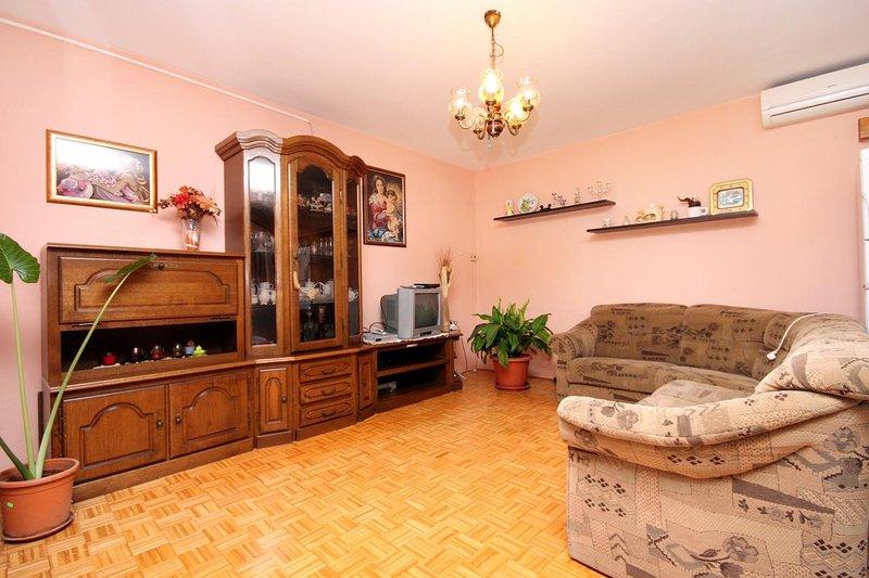 Salón, 15 m²