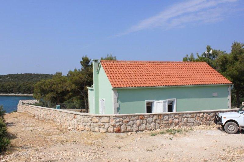Mrljane Holiday Home Sleeps 4 - 5468233, holiday rental in Kraj