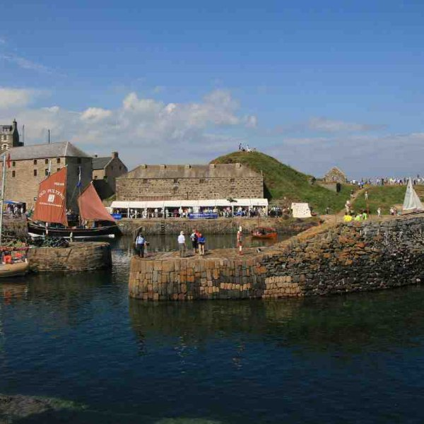 Discover the Moray Firth fishing villages like Portsoy