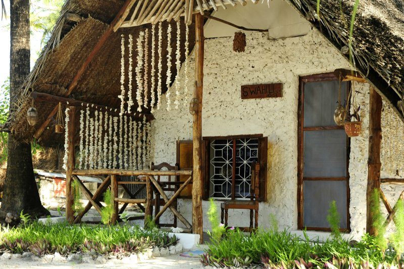 Kae Minazini Michamvi Accommodation  -   Swahili House, vacation rental in Michamvi