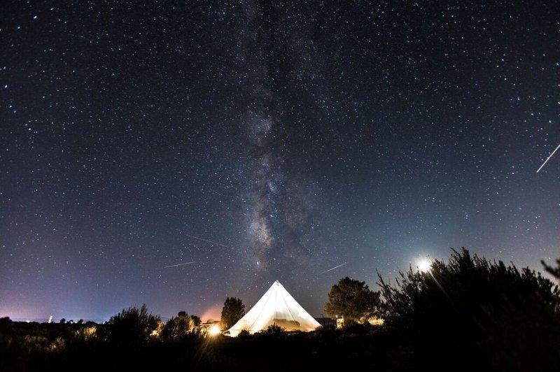 Zion Luxury Camping Tent #1, aluguéis de temporada em Colorado City