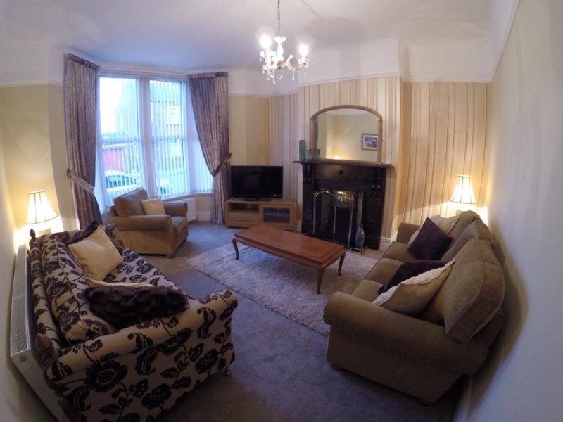 Saltburn Self Catering Townhouse, casa vacanza a Brotton