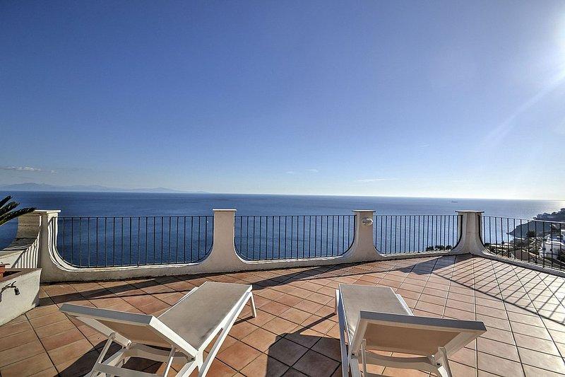 Villa Arcangela A, alquiler de vacaciones en Amalfi