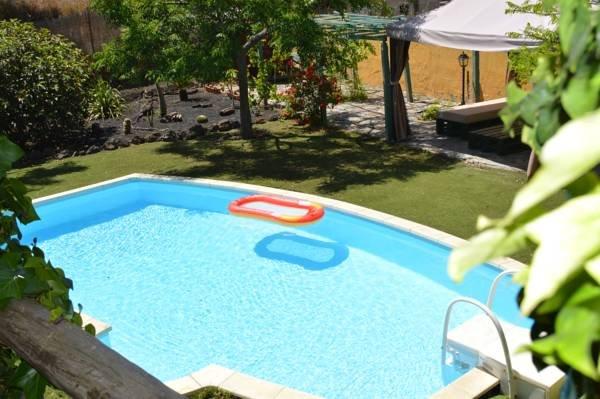 Villa rural la apispa con piscina privada has washer and internet access updated 2019 las - Villas en gran canaria con piscina ...