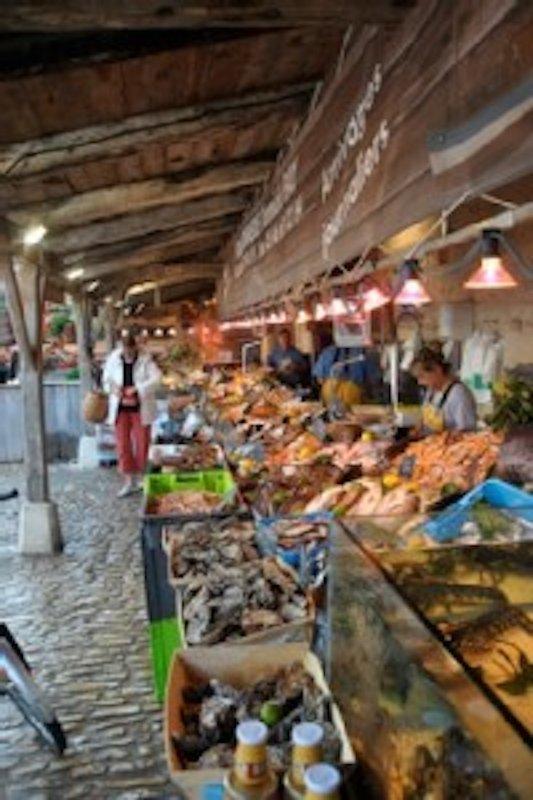 mercado medieval de La Flotte