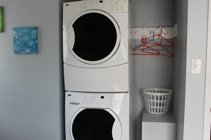 Washer and Dryer are located in bedroom (2) 2017