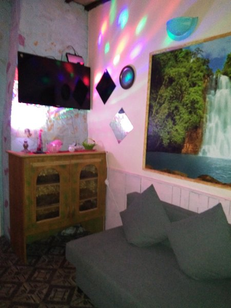 Studio mit Doppelzimmer im Erdgeschoss