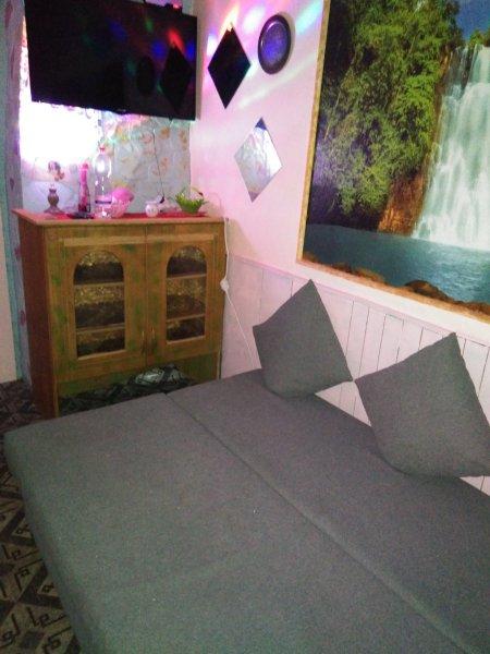 grand floor studio with 2 rooms