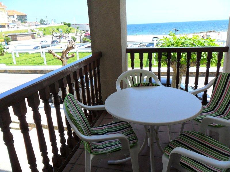 terraza vistas ideal desayunos