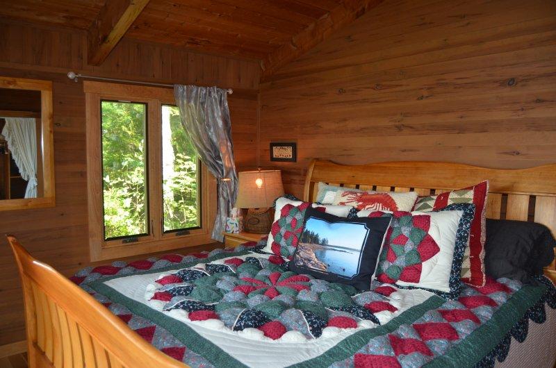 Hoofdslaapkamer - Kingsize bed