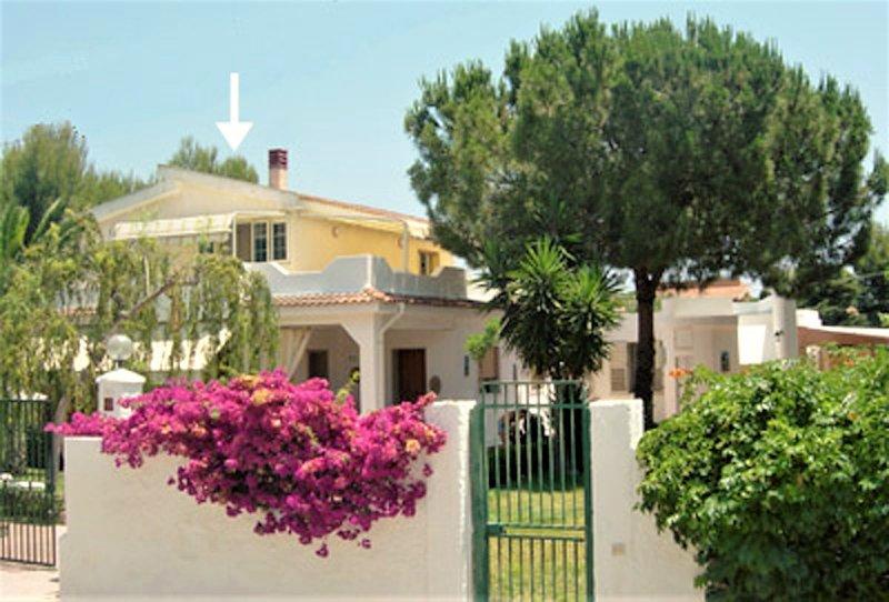 Casa Giova, holiday rental in Arenella