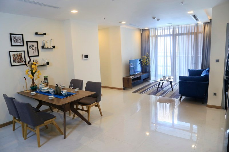 RiverView,(사이공 강 )Apt 2BR, Pool&Gym Free,헬스&수영장 무료, holiday rental in Ho Chi Minh City