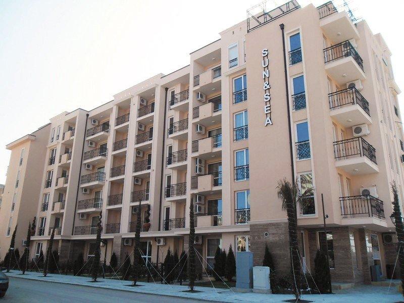 Sun&Sea  Apartments, Солнечный берег, Болгария, alquiler vacacional en Nessebar