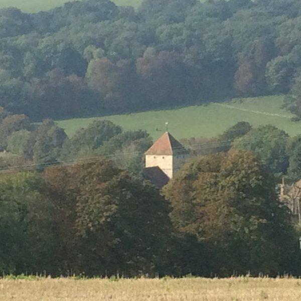 Jevington Village Eglise