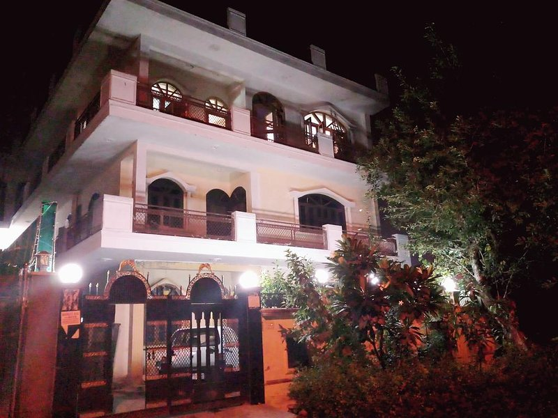 Maruti Boys Hostel - Bedroom 1, Ferienwohnung in Faridabad District