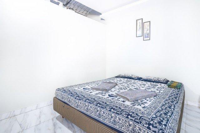 camera da letto rappresentante
