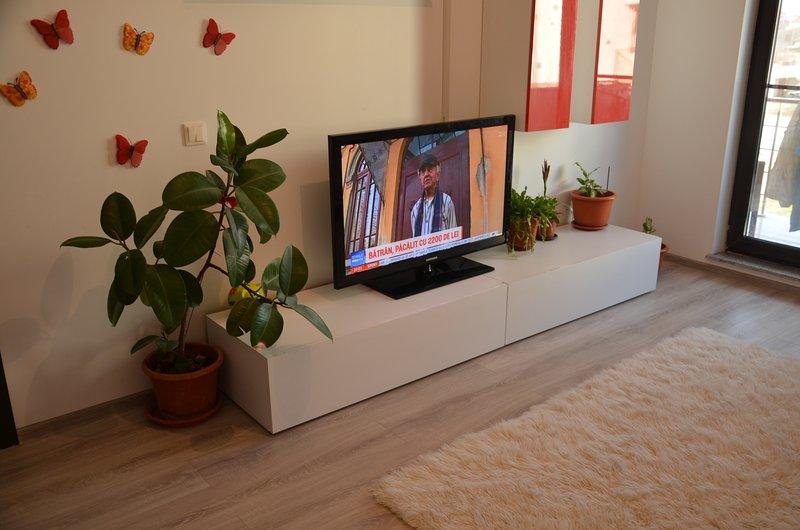 Wohn- und tv