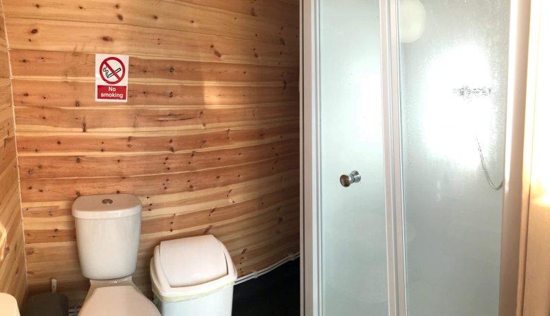 Shower & Toilet Facilities