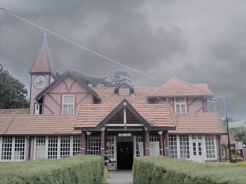 Post office of nuwaraeliya