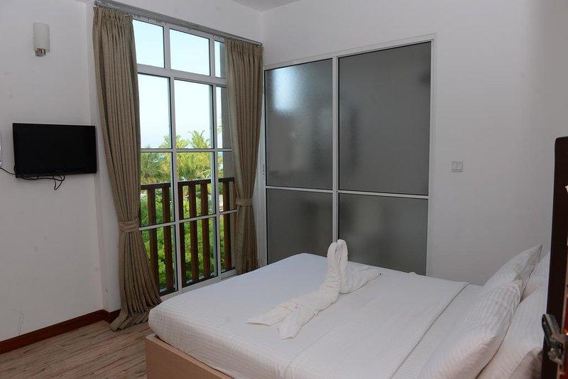 Express Inn (Standard 4), casa vacanza a Maafushi Town