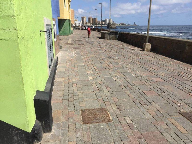 La Ventana de San Cristóbal – semesterbostad i Las Palmas, Kanarieöarna