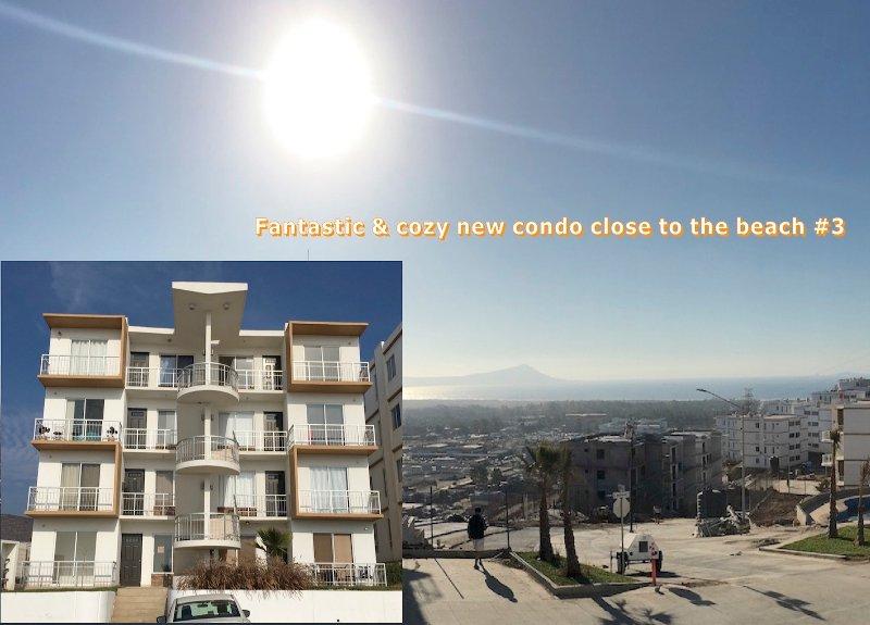 Fantastic & cozy #3: condo close to the beach, holiday rental in Lengueta Arenosa