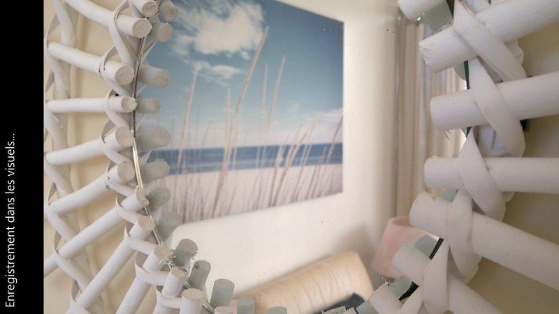 Grand loft très lumineux de 60 m2 superbe vue sur la mer et à 100 m de la plage, vacation rental in Erquy