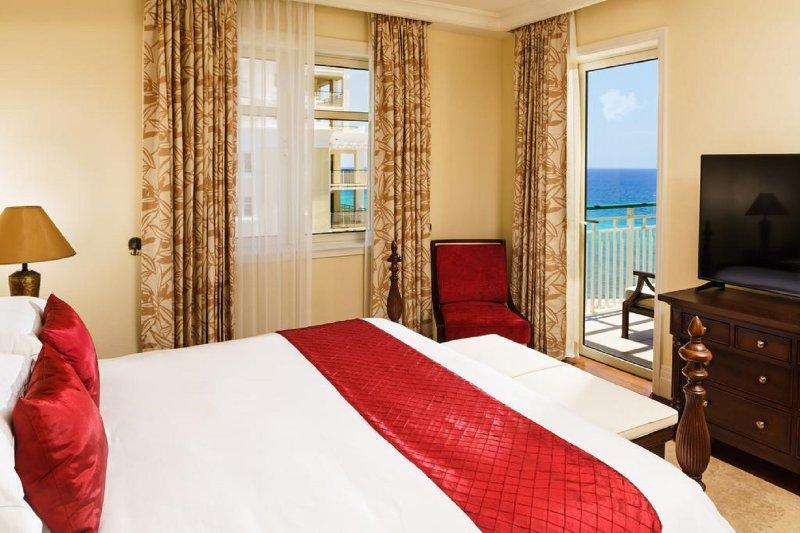 belle chambre king size