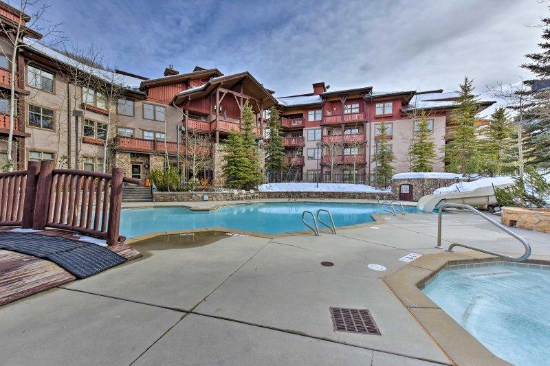 Take full advantage of all the resort-like amenities!