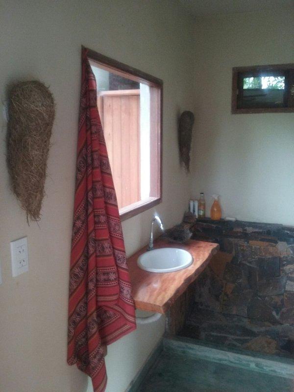 Native bath