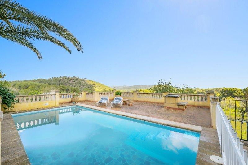 BONAVISTA (BATLE DE BONAVISTA)  - Villa for 5 people in Felanitx, vacation rental in Felanitx