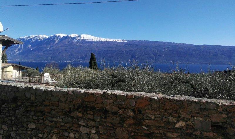 Bilocale vista lago, holiday rental in Toscolano-Maderno