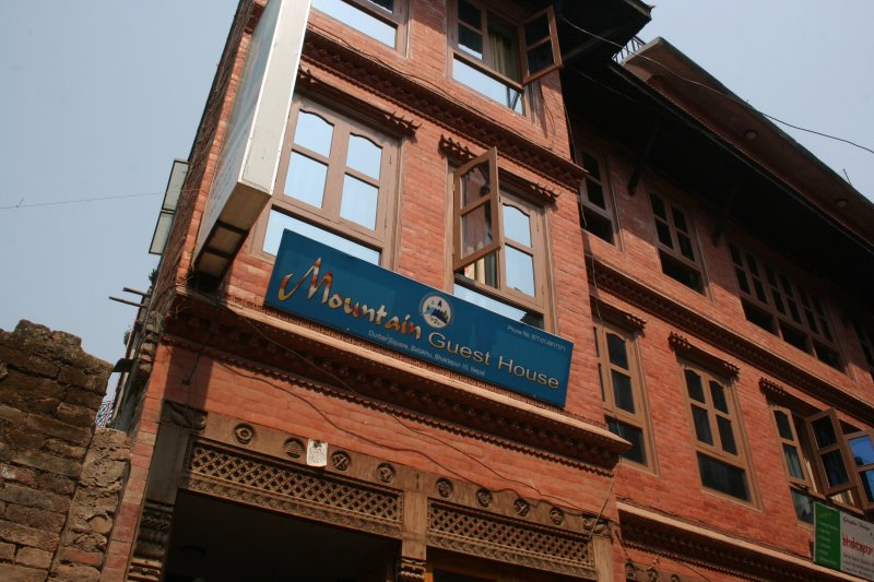 Mountain Guesthouse: Room 1, vacation rental in Balthali