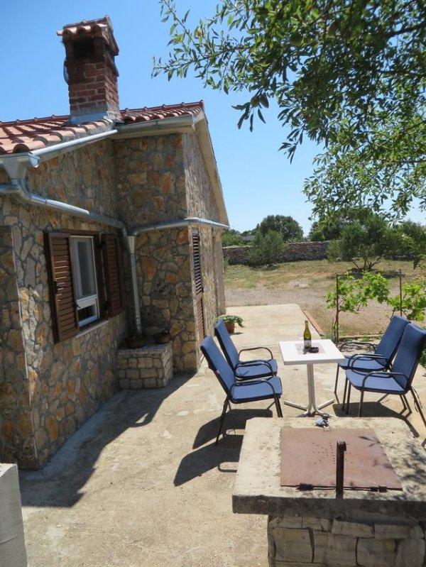 Terrace 2, Surface: 8 m²