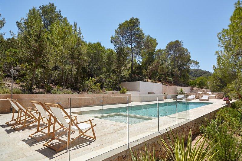 Apartament Ses Soques 02 - Portinatx (Ibiza), alquiler vacacional en San Lorenzo