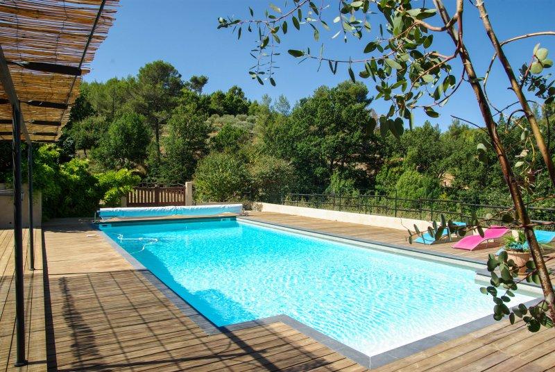 La Parette, un gîte en Provence, holiday rental in Plan-d'Aups-Sainte-Baume