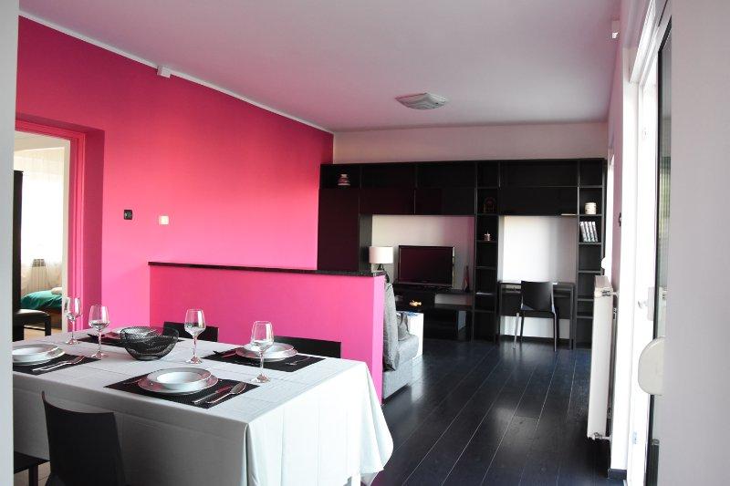 Visit Rijeka and enjoy full comfort in Apartmant Vežica!