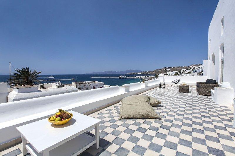 Halki Villa, holiday rental in Agios Sostis